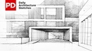 Drawing Daishan Primary School Daily Architecture Sketches 5
