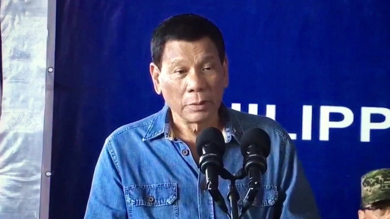 China assured to Duterte - will not allow the Philippines to be destroyed