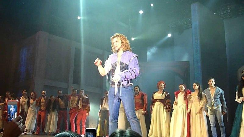 I Re del mondo...saluto finale del cast 07.12.2013