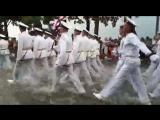 Марш парад Российских моряков ( целый день лил дождь)