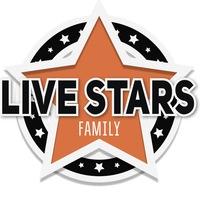 Логотип LIVE STARS