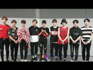 180718 NCT 127 Message @ KMF 2018