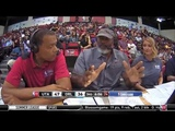 Utah Jazz legend Karl Malone interview at Las Vegas summer league