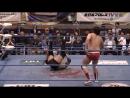 The Bodyguard vs. Naoya Nomura (AJPW - Champion Carnival 2018 - Day 5)