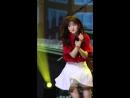 180720 프로미스나인(fromis_9) - To Heart 투하트 이나경 직캠 Fancam by White Rose @Big Pleasure stage