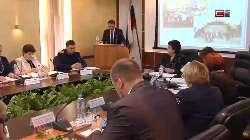 Почему выросла статистика подростковой преступности в Сургутском районе?