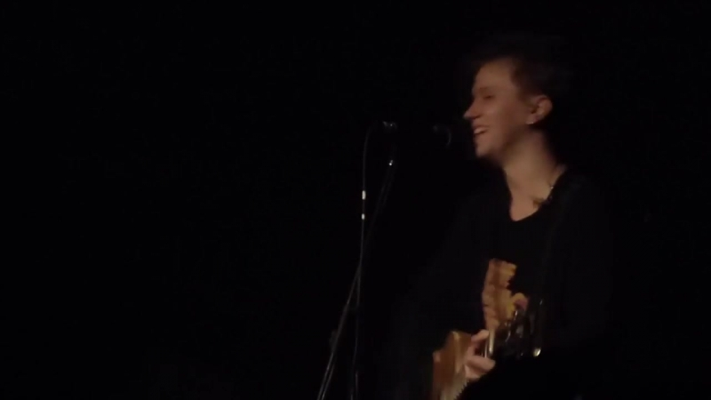 Nothing But Thieves - Free Fallin' Live Sydney, 151217