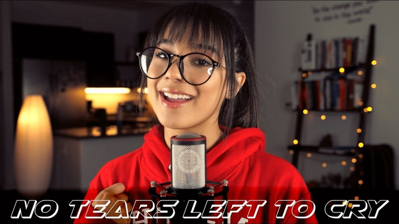 No Tears Left To Cry Ariana Grande Angelic cover