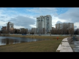 Прогулка по берегу Затона в Краснодаре