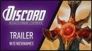 [RU/ENG] Class Discord Servers Trailer | Avengers: Infinity War Style (version w/o nicknames)