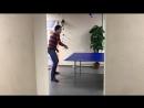 любительский турнир по настольному теннису в Антикафе Посиделки