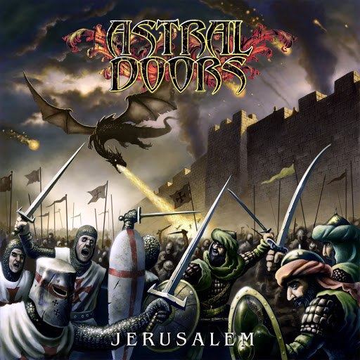 Astral Doors альбом Jerusalem