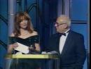 Владимир Ворошилов на первой церемонии награждения профессиональной телевизионной премией ТЭФИ 1995