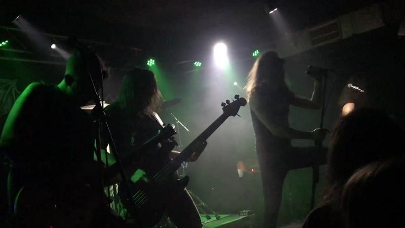 Erasor _ Live _ Helvete _ Oberhausen _ Unholy Metal Mayhem Festival _ 24 März 20