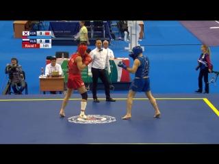 ЧМ 2017 Бектимиров Арслан финал 80 кг.