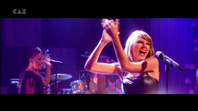 Taylor Swift - Shake It Off (Alan Carr. Chatty Man 13-07 - 2014-10-24)