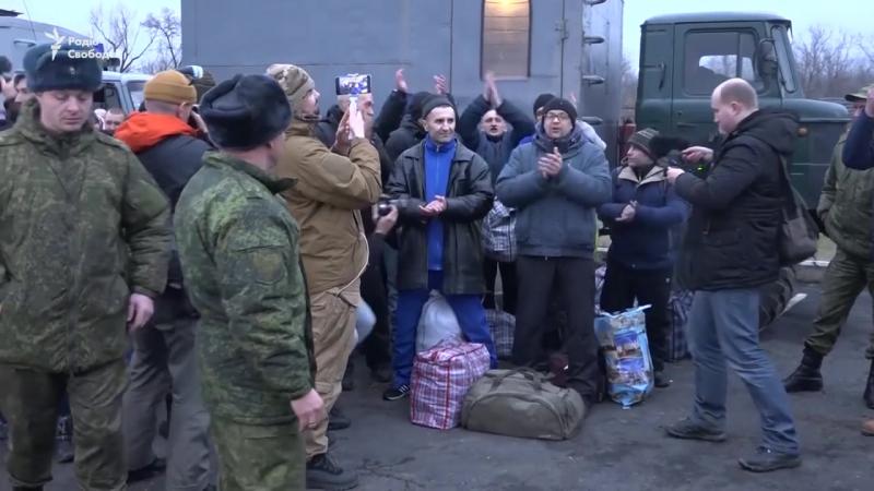 Обмін полоненими- 73 українці повертаються