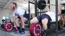 Deadlift Tip CHEST UP HIPS UP Pin Bench Press
