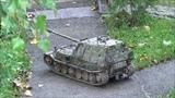 RC PanzerRC Tank 116 Scale Hooben Elefant Auslauf im Gel