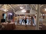 Свадьба в ресторане на пляже Доминиканы.