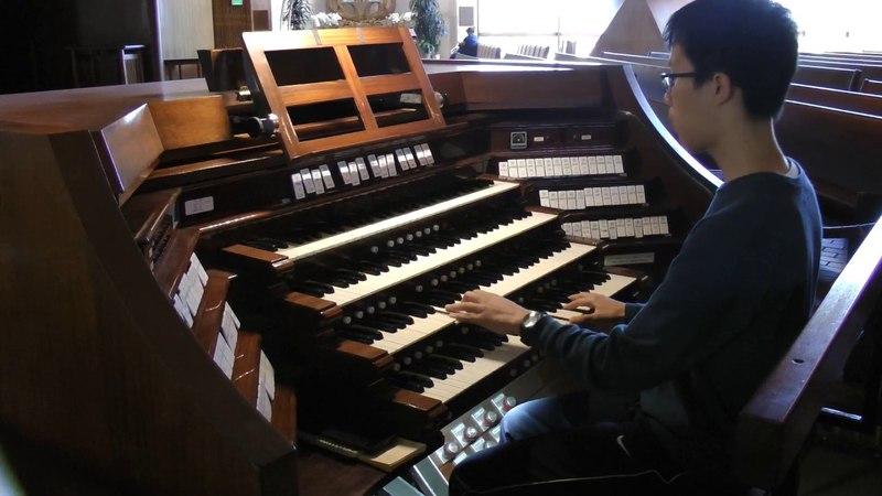 Interstellar - No Time for Caution (Organ)