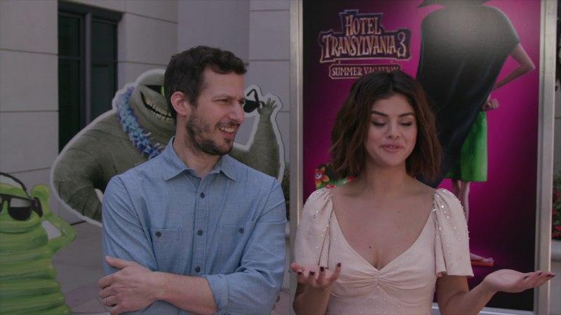 Hotel Transylvania 3 Summer Vacation || SPA Day || Selena Gomez Andy Samberg || SocialNews.XYZ