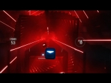 Beat Saber Oculus VR !! Nadya speelt Beat Saber !!