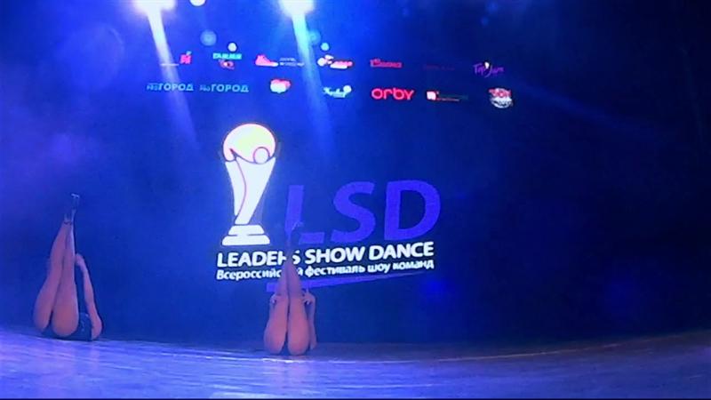 LSD 2017 - Смирнова Валерия, Андреева Надежда — Erotic Show Pro Duo (Йошкар-Ола)