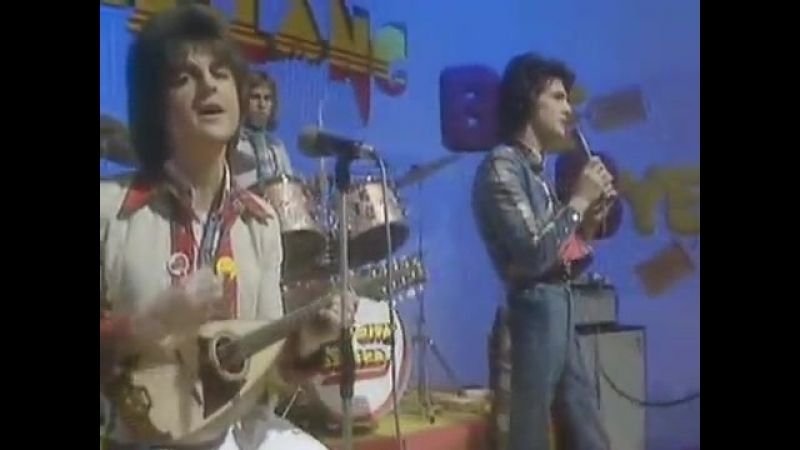 """The Best Of The BAY CITY ROLLERS """"SHANG-A-LANG"""" 1975"""