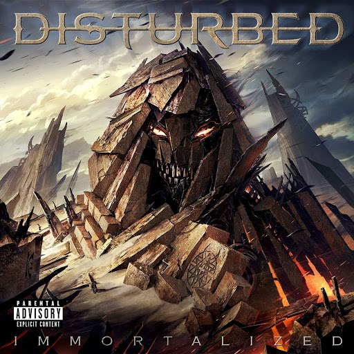Disturbed альбом Immortalized