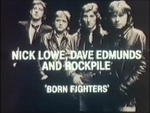 ROCKPILE - Born Fighters - (1979 Documentary)