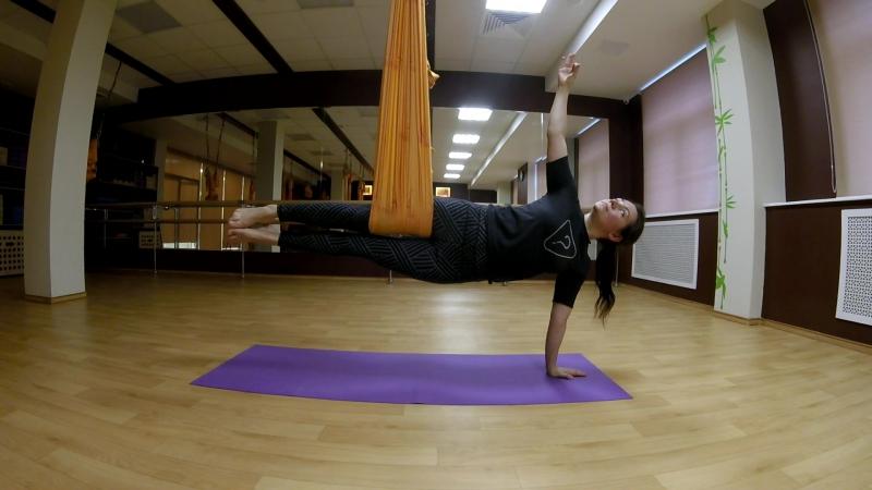 Fly йога в Виктория Тонус