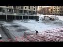 22.01.018 Армирование фундаментной плиты.