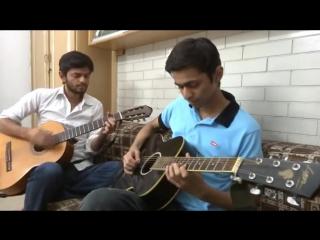 Tum Hi Ho (Arjit Singh) - Ashiqui 2 - AZ Guitar Instrumental Cover.mp4