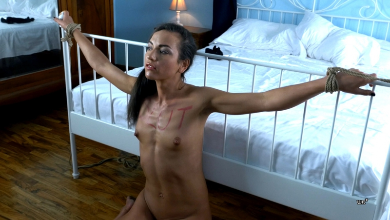 Nataly Gold [Throat Fucking, Gag Reflex, Blow Jobs, Face Fucking, Swallowing, drooling, Bondage, Extreme, Girlfriend, Brutal, Ro