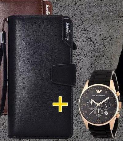 a1d0ba8fbae3 Комплект портмоне + часы   ВКонтакте