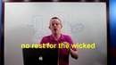 Learn English: Daily Easy English 0984: no rest for the wicked
