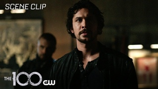 The 100   Sic Semper Tyrannis Scene   The CW