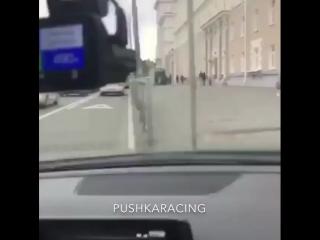Неадекваты за рулём в Казани