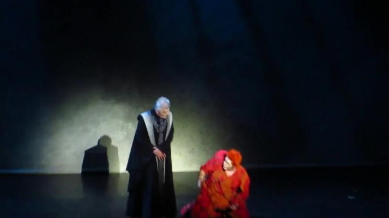 Notre Dame de Paris - La sorcière - Daniel Lavoie Angelo del Vecchio - Russia (14/04/2018 Moscow)