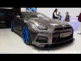 PRIOR-DESIGN PD750 Widebody Aerodynamic-Kit for Nissan GT-R [R35]