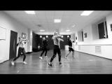 Jorja Smith - I Am - jazz-funk choreo by Evgenia Panda - group 1