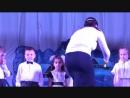 Рождественский концерт воскресной школы храма свв мцц Веры, Надежды, Любови и их матери Софии.