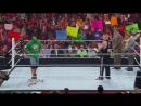 John Cena and Brock Lesnar get into a brawl that clears the entire locker room_ Raw, April 9, 2012 360 X 640