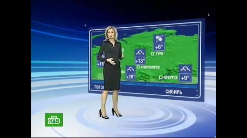 Прогноз погоды (НТВ, 21.04.2008)