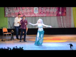 Любич Екатерина импровизация тараб под оркестр