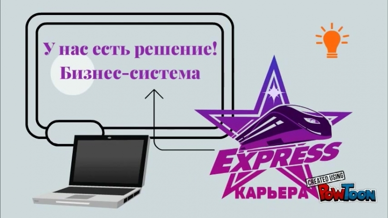 Бизнес система Экспресс карьера