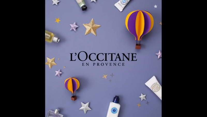 Адвент календарь L'occitane 2017