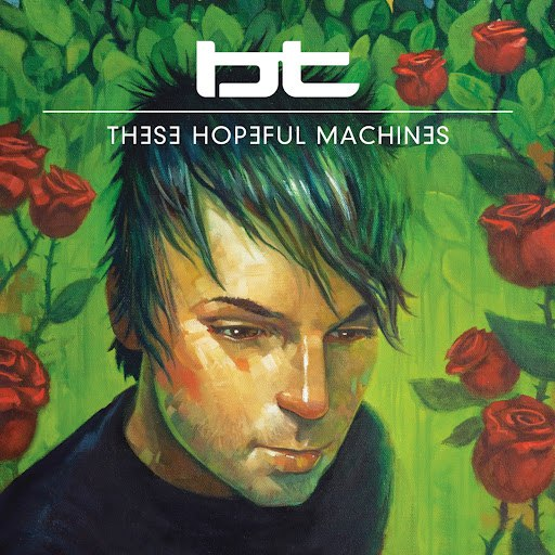 BT альбом These Hopeful Machines (Amazon MP3 Exclusive Version)