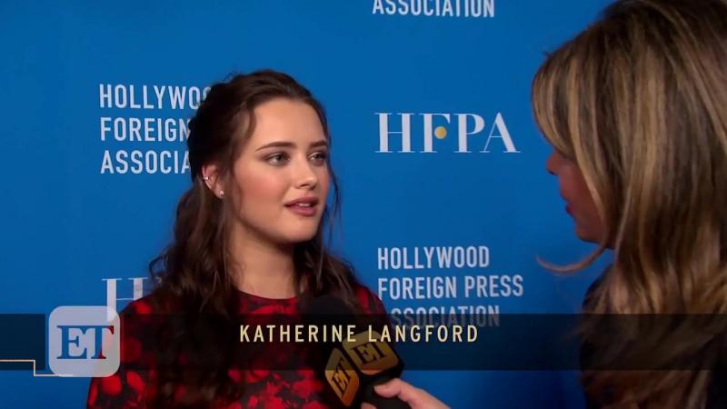 2017 › интервью для «ET» на мероприятии «HFPA» | 2 августа